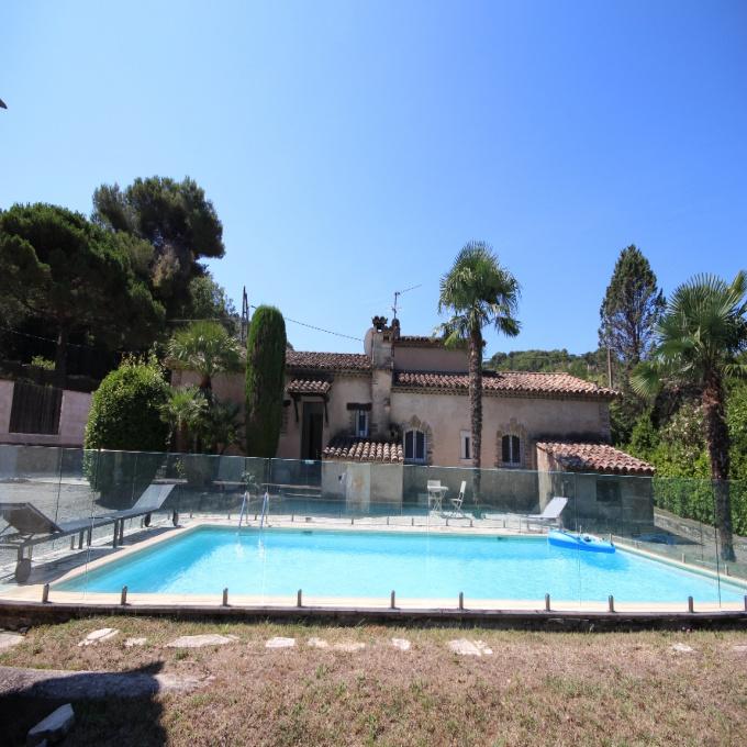 Location de vacances Maison Vallauris (06220)